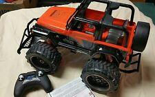 New Bright - Jeep Wrangler Orange MOPAR Edition 2.4ghz Remote Control RC Car