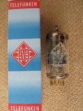 CCa  TELEFUNKEN  <>   audio tube  ( premium 6299 / E88CC  ) - CCa