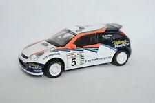 Altaya Ixo 1/43 - Ford Focus WRC Acropolis Rally 2002