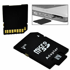 Micro SD Card Reader Adapter TF MicroSD Converter SDHC SDXC Memory Card Adaptor