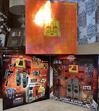 Transformers G1 Commemorative Edition Autobot Blaster SDCC Exclusive NEW G1 Seri