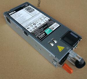 POWER SUPPLY HOTSWAP 750W DELL POWEREDGE SERVER R530 G6W6K HTRH4 TPJ2X KNHJV