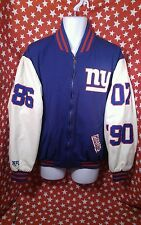203deccec NFL NEW YORK GIANTS Super Bowl Champions NFL G-3 G-iii Jacket MEDIUM