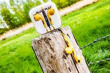 PLUG 'N PLAY EARPHONES (yellow & black)