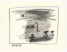 Pablo Picasso original lithograph 78788787