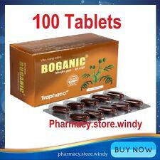100 tablets Boganic Hepatobiliary tonic, Reduce Cholesterol Treat Liver function