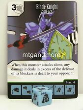 Yu-Gi-Oh Dice Masters - #043 Blade Knight - Solo Act - Base Set