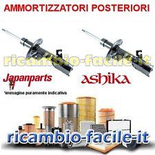 2 AMMORTIZZATORI POSTERIORI FIAT IDEA 1.2 1.4 BENZINA 1.3 1.6 MULTIJET 1.9 JTD