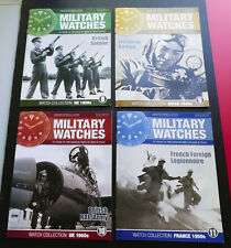 Military Watches Issue 8 to 11 Watch Making History Breguet Tutima Hamilton