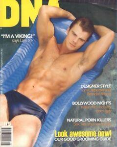 DNA Gay Interest #115 Tom Carpenter Mika Charlie David 120618DBF2