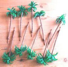 1/72 - 10 Palmen, ca 16cm Höhe