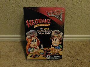 New Cardinal Disney Pixar Cars 3 Hedbanz Headrush game