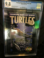Teenage Mutant Ninja Turtles 60 CGC 9.8 White pages; 1st app. Shadow