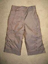 "Obermeyer Ski Snow Pants - Girls Toddler Size 3 (20-22"" waist) - Brown"
