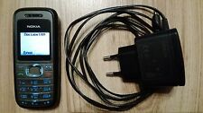 NOKIA 1208 (Reducted Voice Receiver) + Charger, No Battery Incl.
