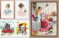RIOLIS - Genre Scenes - Counted Cross Stitch Kits