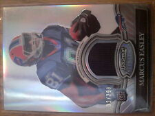 2010 Bowman Sterling Refractor Marcus Easley Game-Worn Jersey #d 182/299 RC
