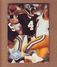 SHARP 1991 Platinum #290 Brett Favre ROOKIE CARD - Green Bay Packers RC - Farve