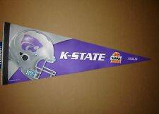 2013 Kansas State Tostitos Fiesta Bowl College Football Game Pennant