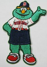 LOT OF (1) MLB WALLY BOSTON RED SOCKS MASCOT EMBROIDERED PATCH ITEM # 42