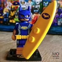 71020 VACATION BATGIRL #9 The LEGO BATMAN MOVIE Series 2 Minifigures SEALED surf