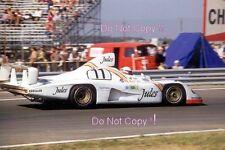 Jacky Ickx & Derek Bell Porsche 936 Winner Le Mans 1981 Photograph 2