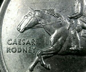 1999 P Washington Quarter, Spitting Horse error