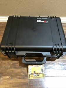 New Pelican Hardigg  Storm iM2300 Open Box . With Im2300 Case Divider Kit