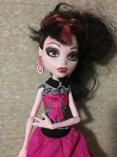 Monster High Doll, Picture Day Draculaura