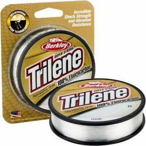 Berkley Trilene 100% Fluorocarbon Professional Grade Clear