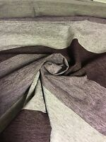 BEAUTIFUL LILAC CHENILLE UPHOLSTERY FABRIC 2.6 METRES