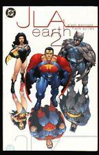 HC JLA Earth 2 Hardcover / Frank Quitely Grant Morrison Justice League