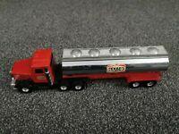 1960s Vintage Toy Texaco Oil Gas Tank Tanker Truck