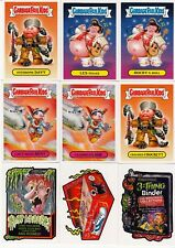 GARBAGE PAIL KIDS WACKY PACKAGES PHILLY SHOW PROMO SET LIMITED TO 300 SETS RARE