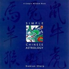 Simple Chinese Astrology (Simple Wisdom Book)-ExLibrary