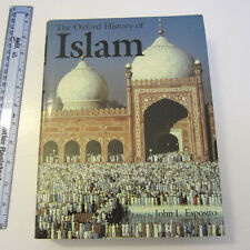The Oxford History of Islam edited by John L. Esposito