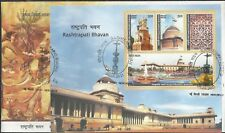 Rashtrapati Bhawan India President House   MS FDC architecture Edwardian Baroque