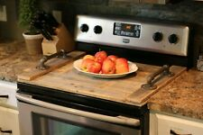 Natural Stove Top Cover