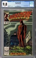 Daredevil #251 CGC 9.8