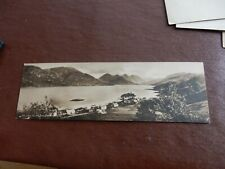 More details for kyle of lochalsh pharmacy postcard  panoramic letterfearn   p10 ref s