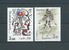TABLEAUX d' ART - 1979 YT 2067 à 2068 - TIMBRES NEUFS** MNH LUXE