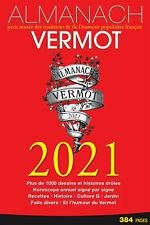 Almanach Vermot 2021 — Hachette Pratique 1000 Dessins et Histoires Drôles