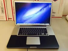 "CUSTOM 17"" APPLE MACBOOK PRO LAPTOP~QUAD CORE i7~2.4GHZ~16GB~1TB SSD~ANTIGLARE!!"
