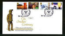 1986 Industry Year   SMELTERS' CENTENARY OFFICIAL Cover  RARE