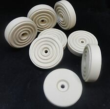 STEATITE CERAMIC HIGH VOLTAGE CRENELATED SURFACE INSULATORS No.: 228
