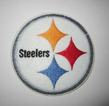 PITTSBURGH STEELERS NFL IRON ON EMBROIDERED PATCH APPLIQUE NO SEW*SHIPS FREE*USA