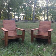 Modern Handmade Adirondack Chair ,, new