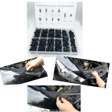 Box of 280 Pcs Plastic Durable Fixed Clip Fastener Widely For Car Fender Bumper