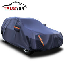 Suv Universal Fit Car Cover Outdoor Waterproof Uv Rain All Weather Protection Fits Jeep