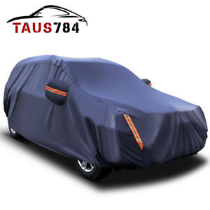 SUV Universal Fit Car Cover Outdoor Waterproof UV Rain All weather Protection